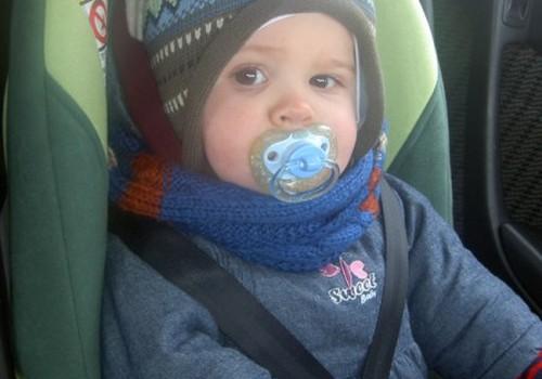 Iki kokio amžiaus vaiką reikėtų vežti autokėdutėje?