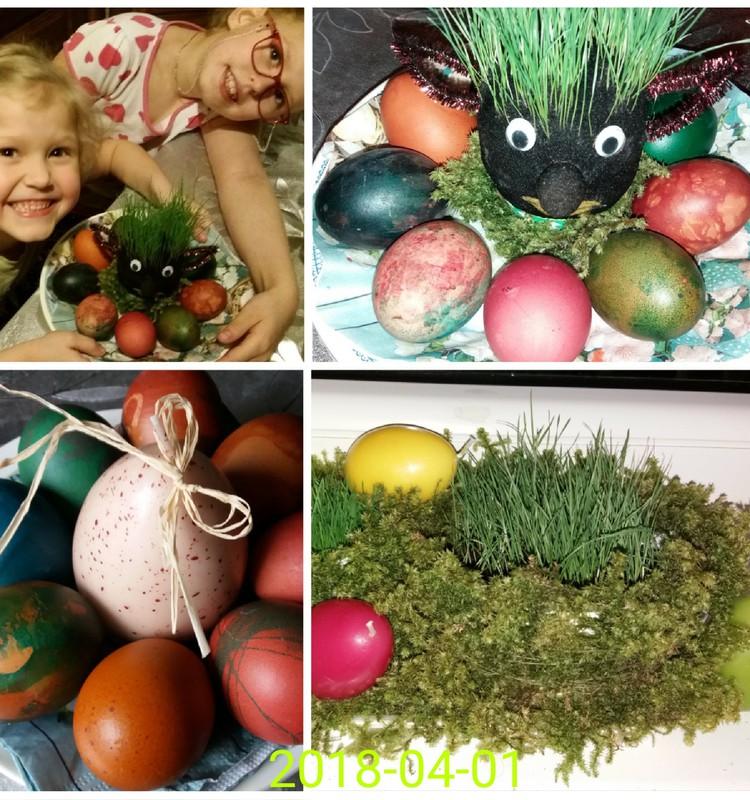 Pavasario blogas:  Šv.Velykos :)