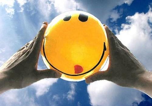 Pasitikrinkite, koks yra jūsų laimės indeksas