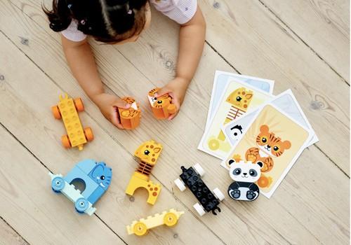 Dalyvauk konkurse ir laimėk LEGO® DUPLO®!