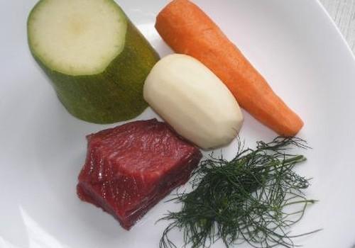 Gytuko daržovių košė