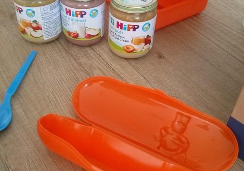 Hipp tyrelės - skanios ir kvapnios
