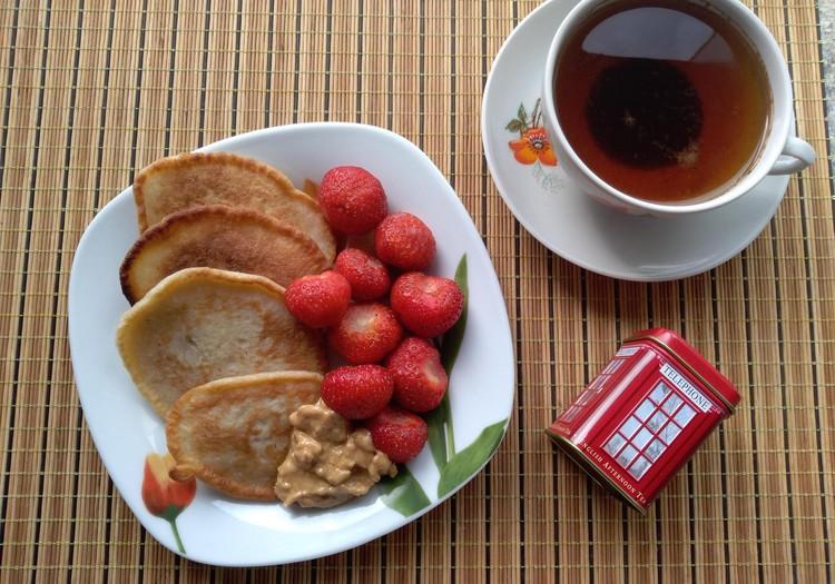Gardžių pusryčių!