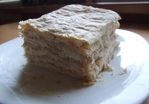 Keptų obuolių ir maskarponės sūrio pyragas pagal VMG
