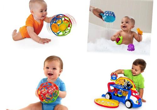 Populiariausių OBALL žaislų foto albumas