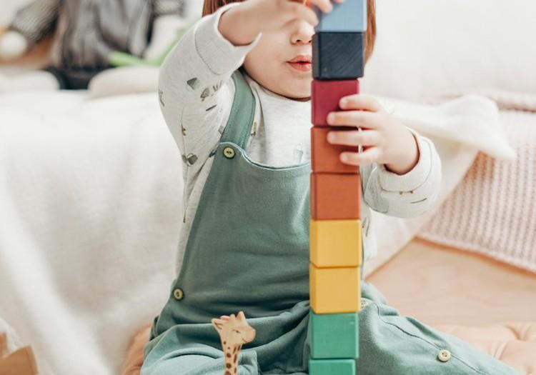 Laviname mažylio pojūčius: 5 žaidimų idėjos
