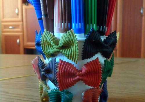 Makaroninė pieštukinė