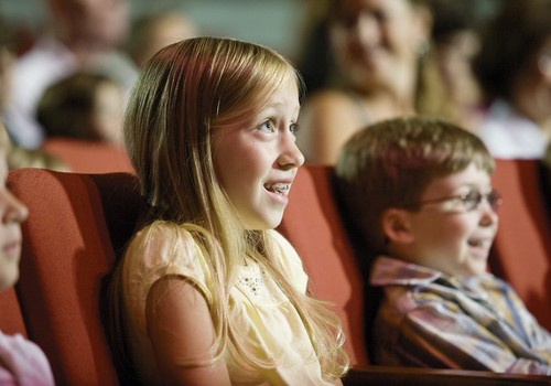 Teatrologė atsako: Kada pirmą kartą vaiką vestis į teatrą?