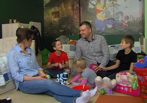 TV Mamyčių klubas 2015 04 25: daržas ant palangės, saugi autokėdutė, super tėtis Tomas