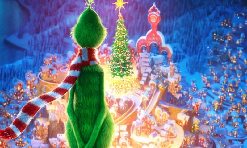 Kalėdiniai filmai vaikams: TOP 10