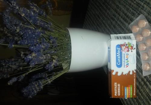 Ragaujame CURAMED pastiles