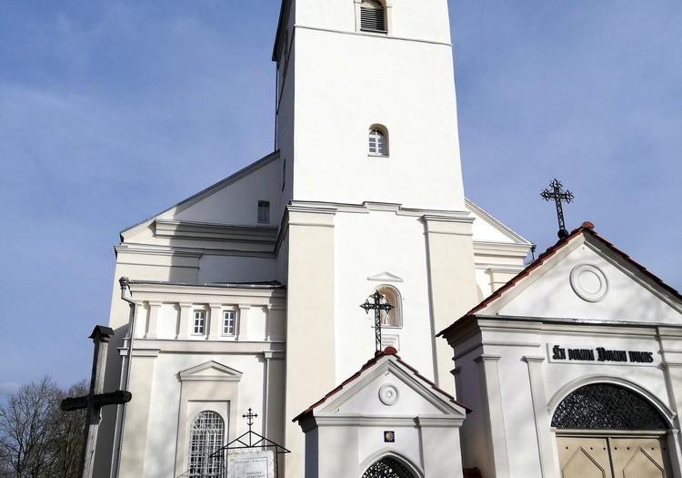 TOKIA MŪSŲ KASDIENYBĖ. Kai kopi į bažnyčios bokštą...