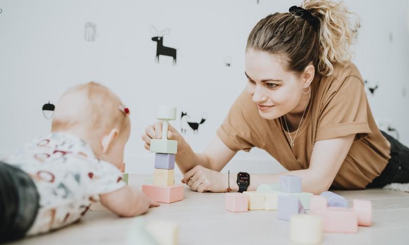 Žaislų rotacija - vaikų kūrybingumui ir dėmesingumui lavinti