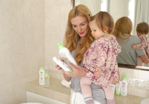 VIDEO: Mažylio maudynės vonioje - specialistų patarimai