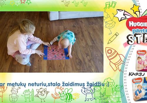 Meilė Jonė atranda stalo žaidimus
