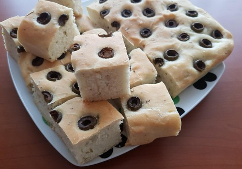 Itališka užkandžių duona