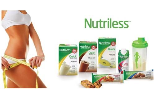 """IŠŠŪKIS MAMOMS: Norite padailinti kūno linijas - išbandykite """"Nutriless"""" produktus!"""