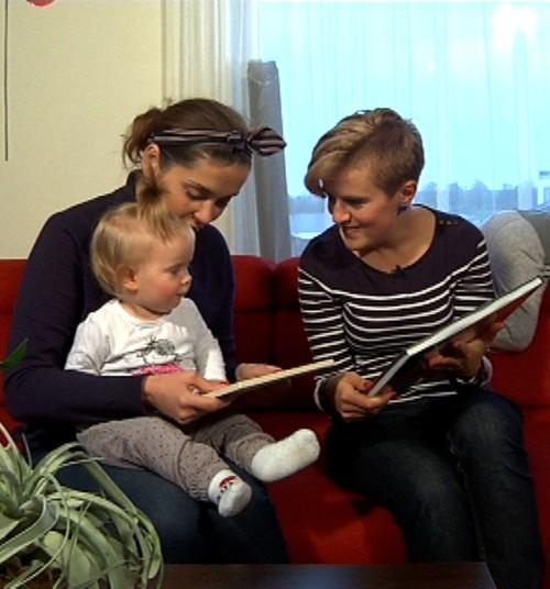 VIDEO: Originali pirmųjų mažylio gyvenimo akimirkų saugykla