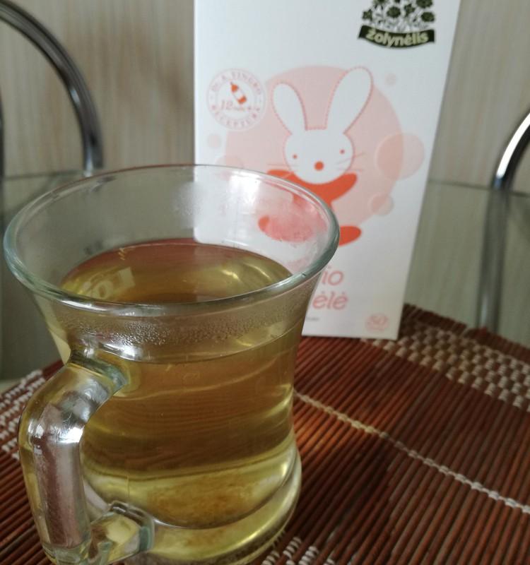 Pažintis su Gurgio arbata