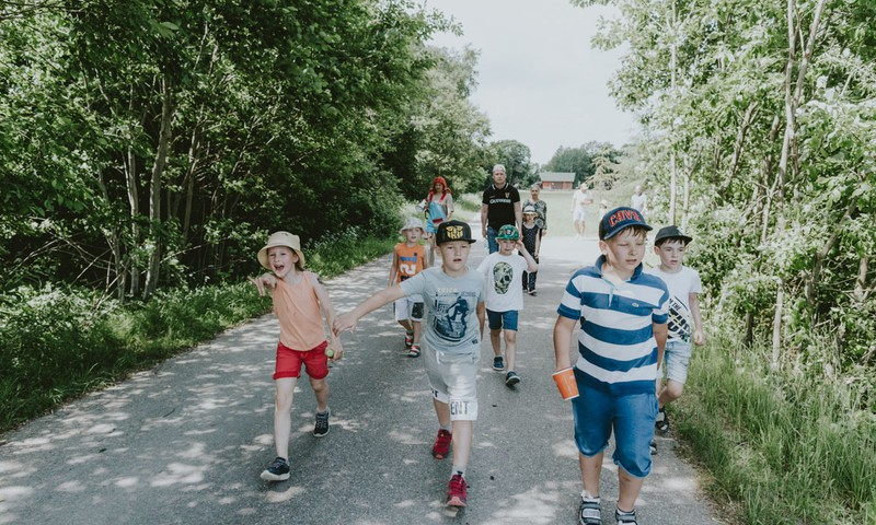 Aktyvi vaikų vasara: 5 veiklos idėjos visai šeimai