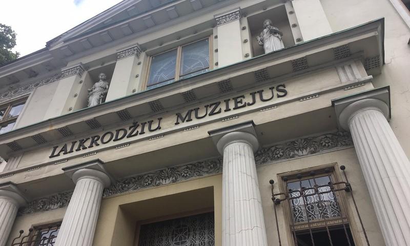 Vasaros gidas: laikrodžių muziejus Klaipėdoje
