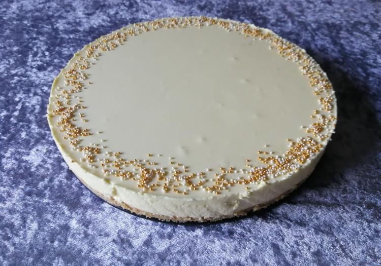 Nuodėmingai skanus ir pragariškai riebus ir nesveikas sūrio pyragas