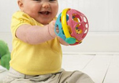 Lavinamieji žaidimai ir žaidinimai 6-12 mėnesių vaikams. II dalis