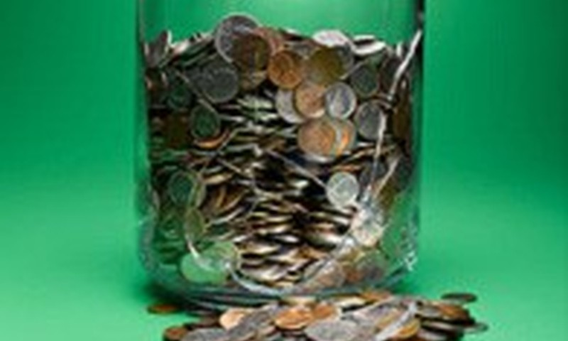 Ar jūsų vaikas moka taupyti?