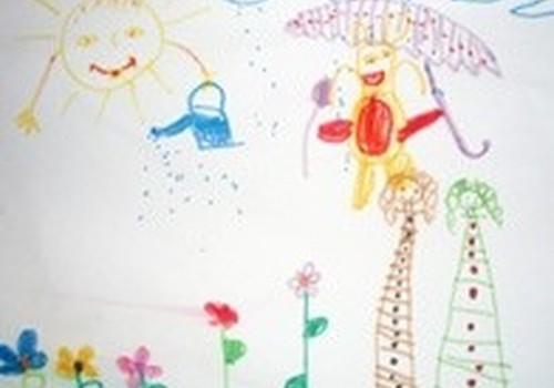 Vaikai, ar jau nupiešėte vasarą?
