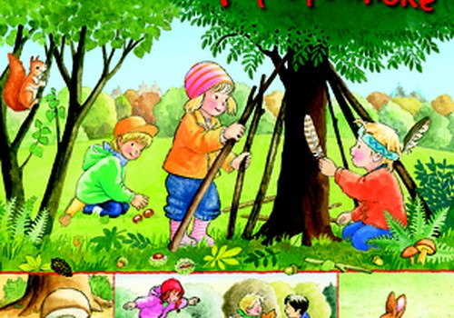 "Dorothea Cüppers ""Popietė miške"""