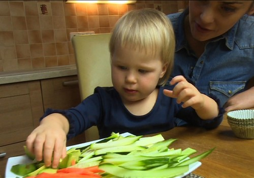 """VIDEO """"Ir sveika, ir skanu"""": Geležis vaikų mityboje+RECEPTAS"""
