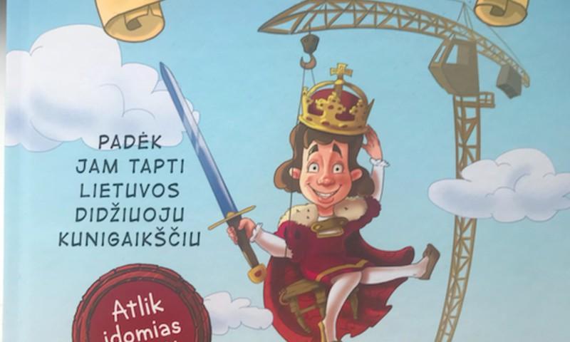 """Laimėk knygą """"Žygimantas Augustas ir valdovo sostas"""""""