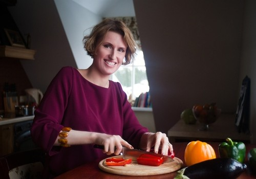 Kaip vaikus sudominti daržovėmis: pataria Vaida Kurpienė