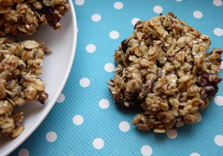 Receptų blogas: avižiniai sausainiai
