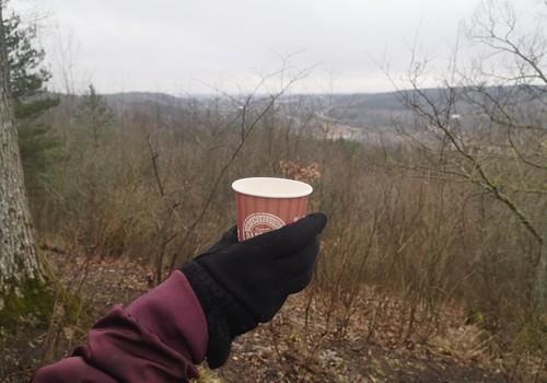 Moters dieną pažymėjome žygyje su mėtų arbatos puodeliu