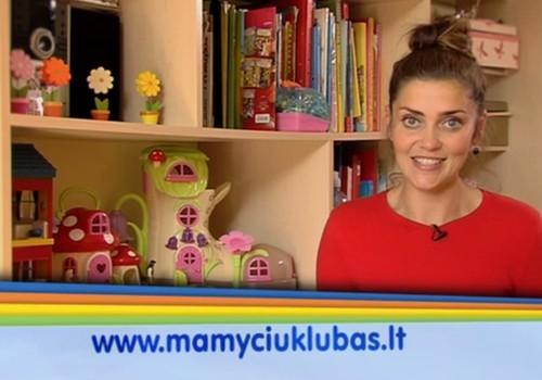 """ŠIANDIEN - """"Mamyčių TV"""" TIESIOGINĖ transliacija nuo 10 iki 13 val.!"""
