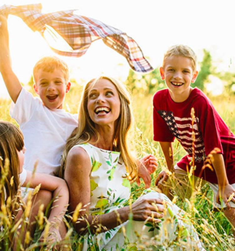 """Psichologė: """"Kartais su šeima reikia turėti laiko, kuomet nieko neveikiate"""""""