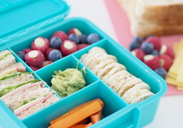 Užkandžių dėžutė į mokyklą: 5 receptai