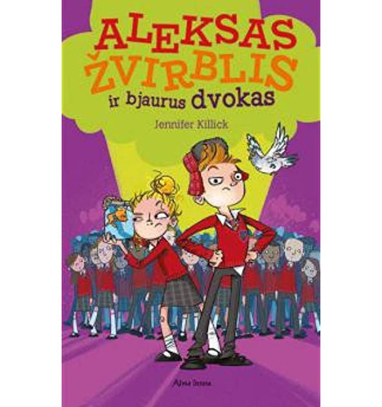 """Knygos konkursas: """"Aleksas Žvirblis ir bjaurus dvokas"""""""
