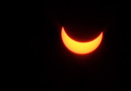 Ar stebėjote saulės užtemimą?