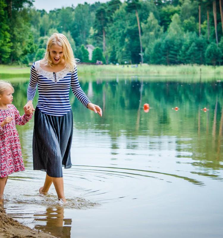Eglė Šantaraitė: 13 klausimų apie buvimą mama