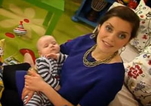 TV viktorina apie kūdikio kraitelį!
