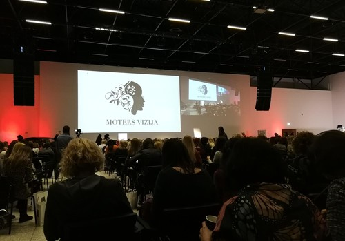 Moters vizija - konferencijos akimirkos