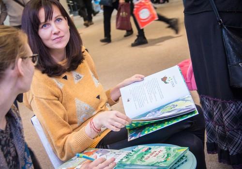 """Rašytoja Vaiva Rykštaitė: """"Vaikai pakeitė ne tik mane, bet ir mano rašymą"""""""