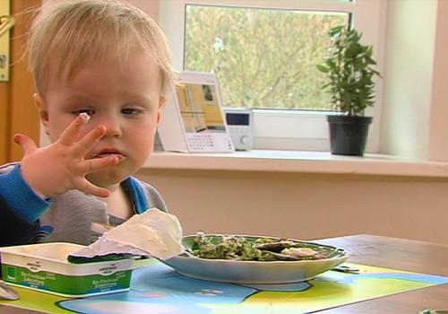 Kokių klaidų nedaryti, norint sudominti vaiką maistu?