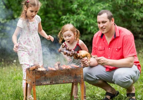 Planuojate vaiko gimtadienį gamtoje? 3 patarimai, ką geriausia gaminti