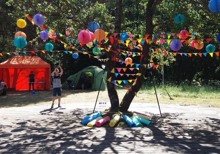 Vasaros blogas. Literatūrinis šeimų festivalis Anykščiuose