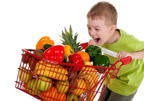 Vitaminų atmintinė vaikams