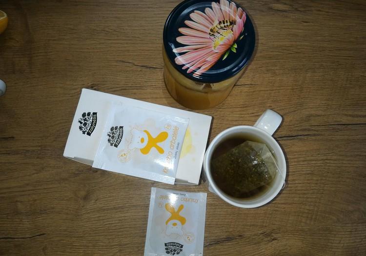 Žolynėlio arbatos pilvukams tinka