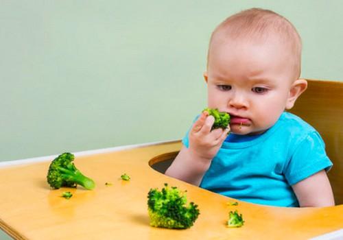 Primaitinimas: nuo kokių daržovių pradėti?